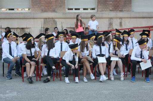 La scuola media Brofferio-Martiri celebra i suoi diplomati di inglese