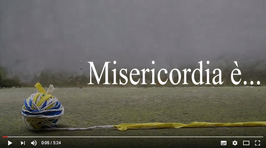 """""""La misericordia è…"""", la nuova campagna video del Copercom"""