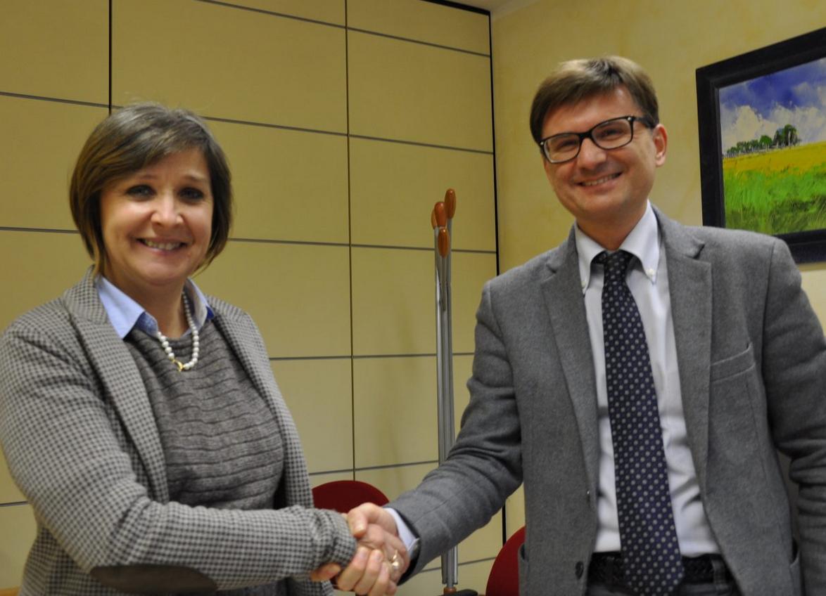 La Banca di Asti finanzia l'ambizioso progetto di ristrutturazione della rete idrica dell'Acquedotto della Piana