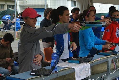 Alice Sotero medaglia d'oro a squadre al campionato europeo di pentathlon moderno