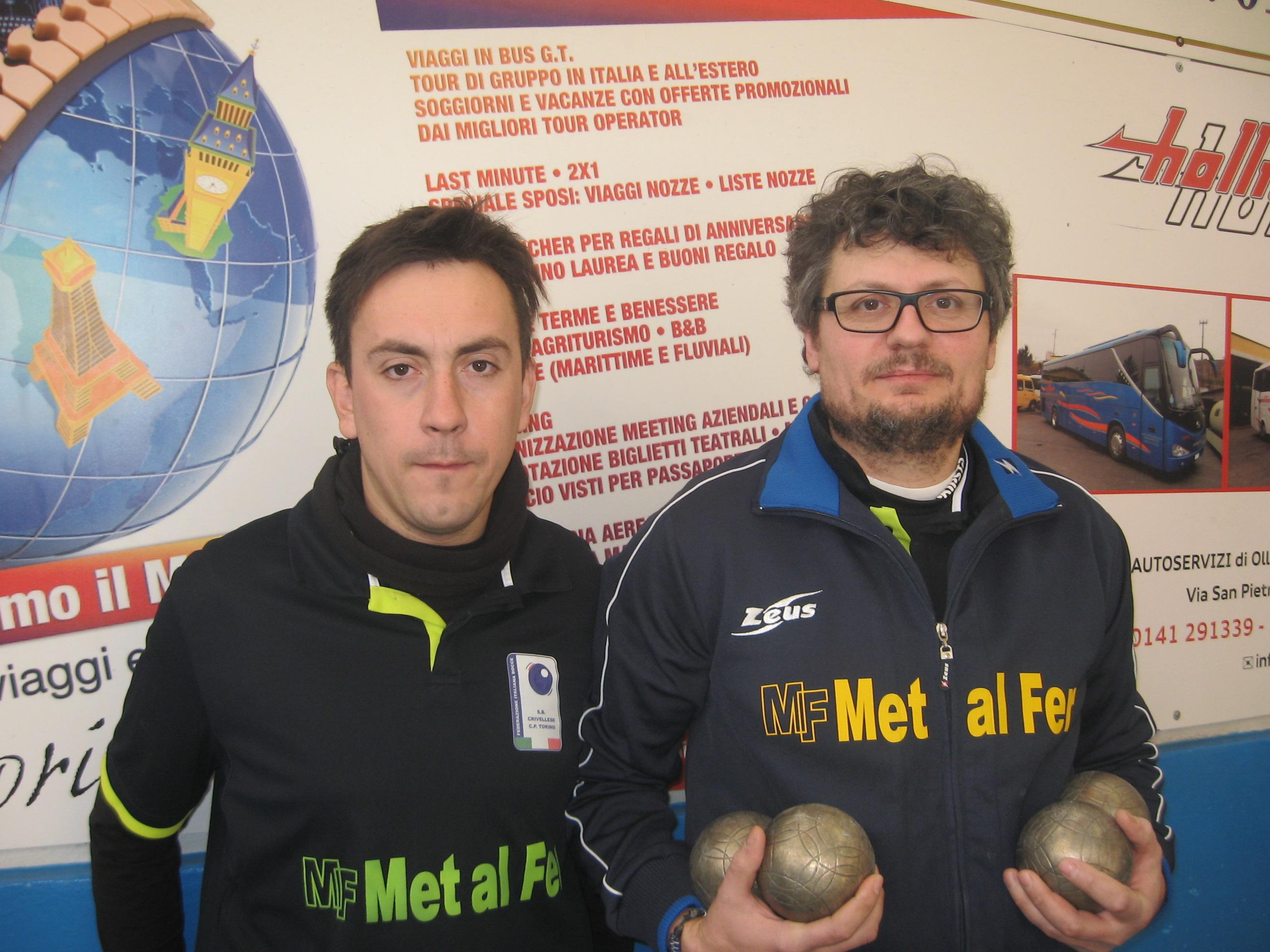 Bocce: a La Perosina il big-match di Salassa contro il BRB Ivrea