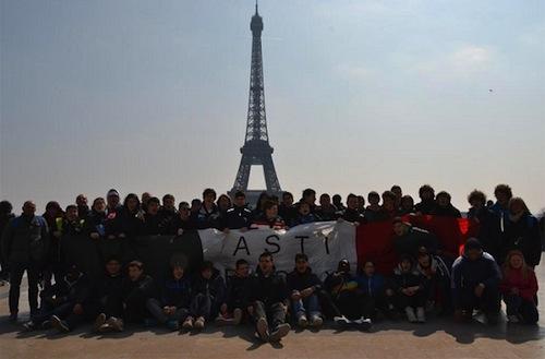 Vacanze pasquali in Francia per la Junior Asti Rugby. Sabato riprende l'attività per tutte le categorie