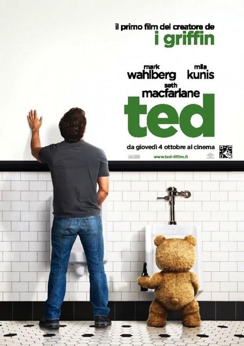 Film nelle sale 19 ottobre 2012