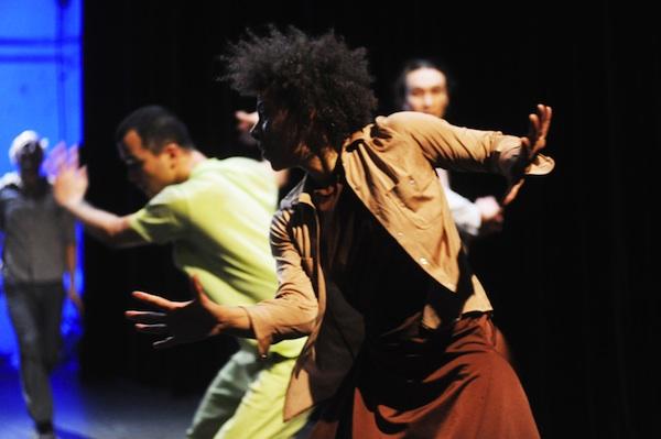 Tornano a Torino Les Ballets C de la B