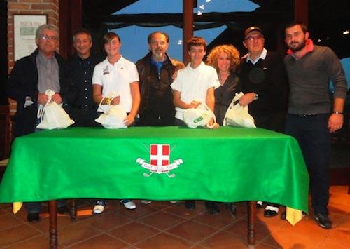 Golf: partito il Torneo del Tartufo