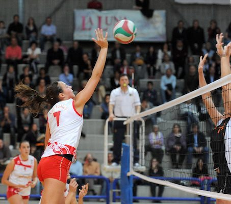 Asti Volley, Serena Tosi protagonista della vittoria contro il Desio
