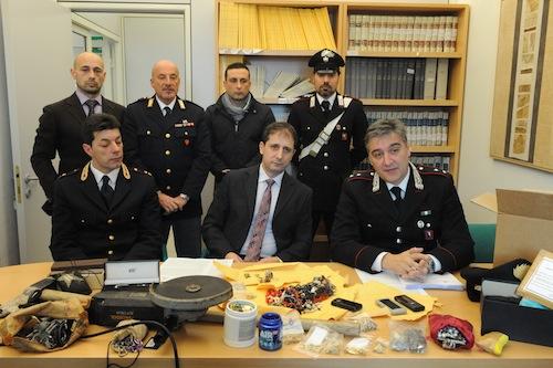 Banda di topi d'alloggio sgominata da una maxi inchiesta congiunta di polizia e carabinieri