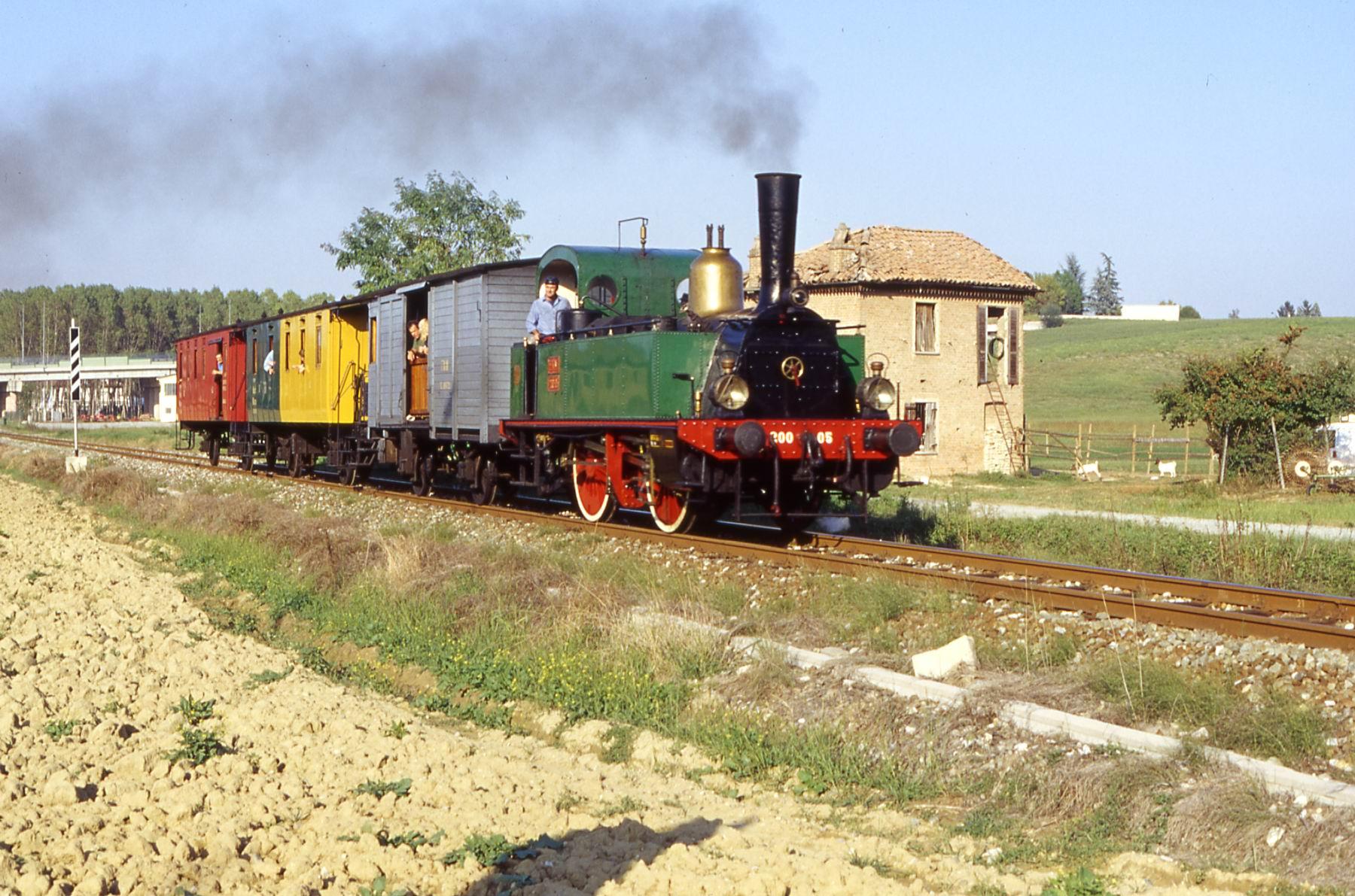 La ferrovia che non c'è più in mostra all'Auser di Canelli