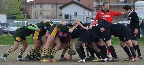 La Junior Asti Rugby chiude con una vittoria il campionato under 16, bene anche l'under 14