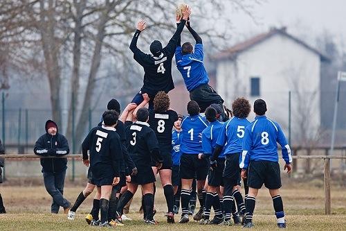 Primato in classifica per la Junior Asti Rugby nel campionatounder 16