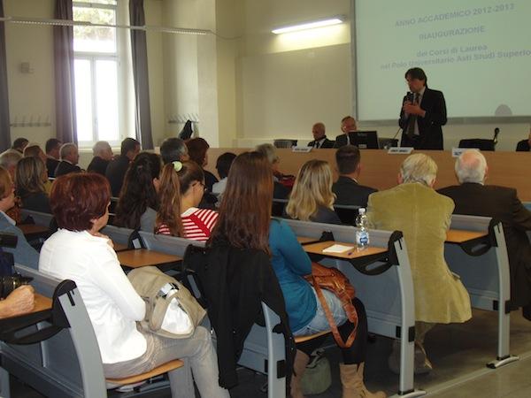Un'università in costante confronto con il territorio: inaugurato oggi l'anno accademico di Astiss