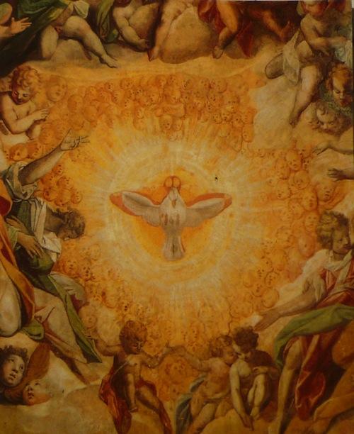Veglia di Pentecoste nella parrocchia Nostra Signora di Lourdes di Asti