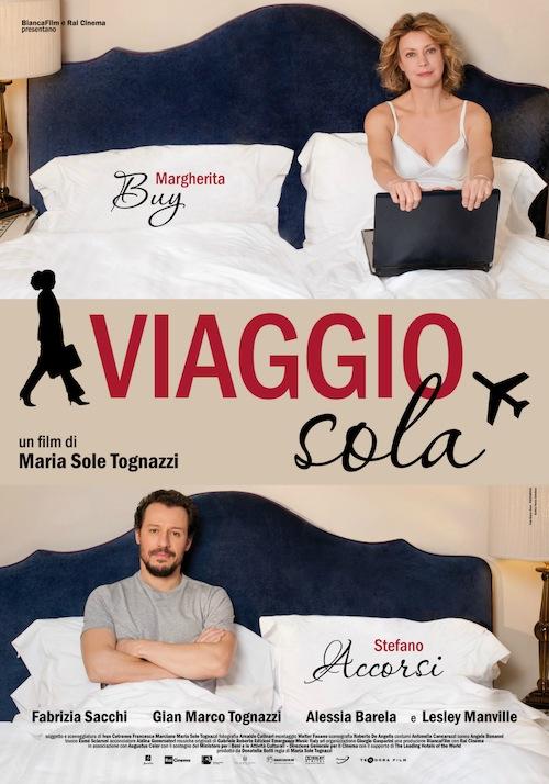 """""""Viaggio da sola"""" al cinema Ritz"""