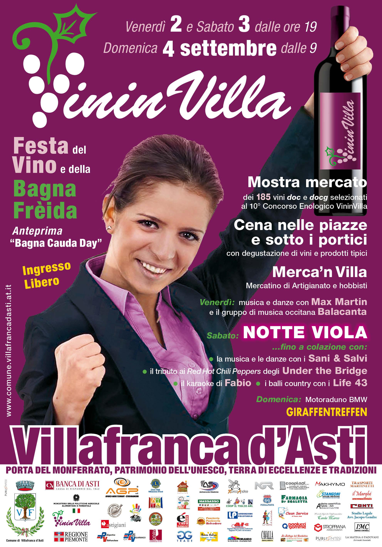 """Vininvilla si rilancia: tra """"Bagna Frèida"""", Alta Langa, Notte Viola e grandi vini delle colline Unesco"""