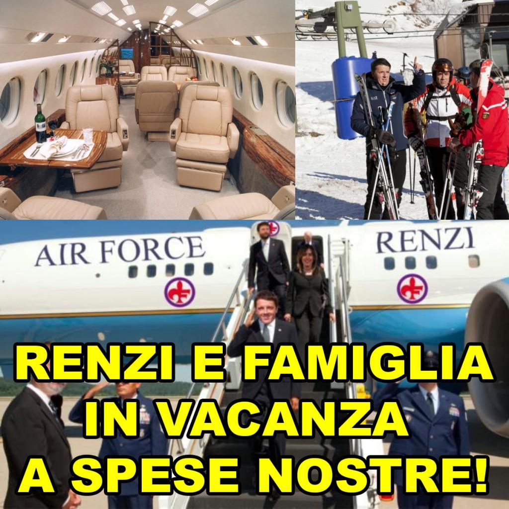 "Paolo Romano e le ""Vacanze Renziane"""