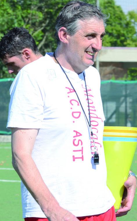 Mercoledì l'Asti Calcio presenterà il nuovo allenatore dopo l'esonero di Venturini