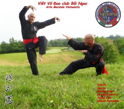 Viet Vo Dao: riprendono le attività del Club Boi Ngoc