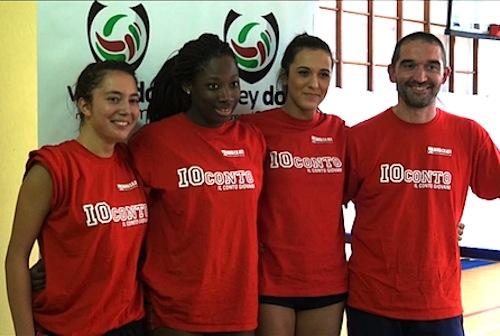 Ultimo appuntamento dell'anno sul parquet di casa per la formazione di B1 del Volley DOC