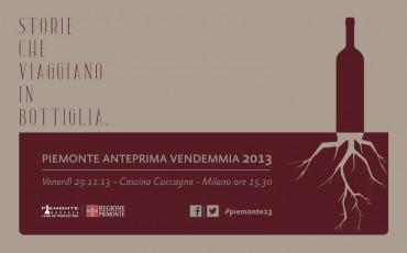 Anteprima vendemmia a Milano: tutti i numeri del Piemonte vinicolo