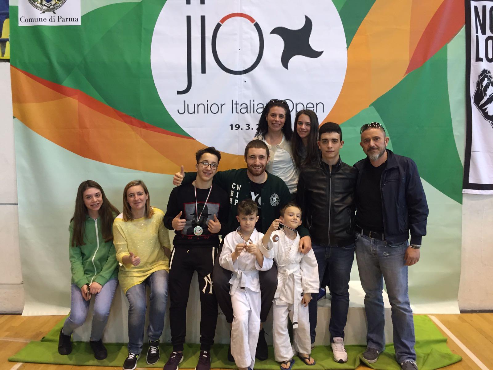 Buona la prima per gli Junior astigiani del  Brazilian Jiu Jitsu