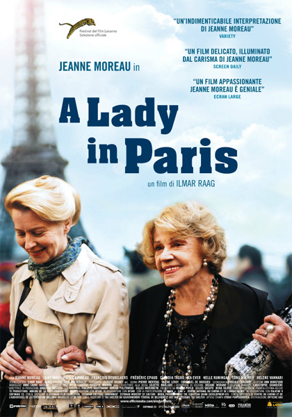 """Al Ritz di Asti Sciarada propone """"A Lady in Paris"""" con Jeanne Moreau"""