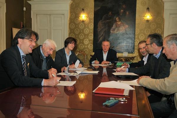 Comune di Asti e sindacati siglano un accordo per il sociale