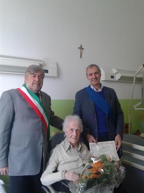 A Isola una nuova patriarca dell'Astigiano