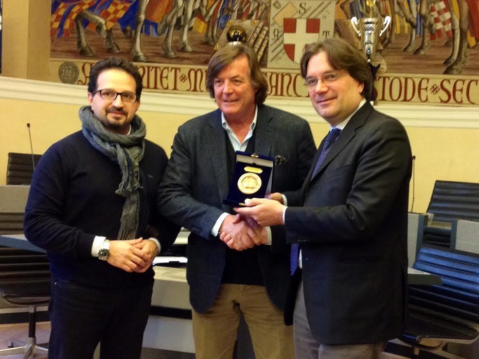 Adriano Panatta ad Asti per una giornata con i bambini delle scuole