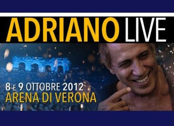 Adriano Celentano live: quando l'emozione non ha voce