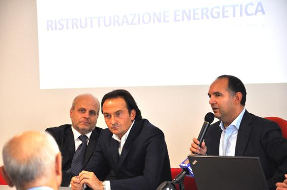 Il mondo dell'imprenditoria albese al varo della nuova sede AlbaSystem