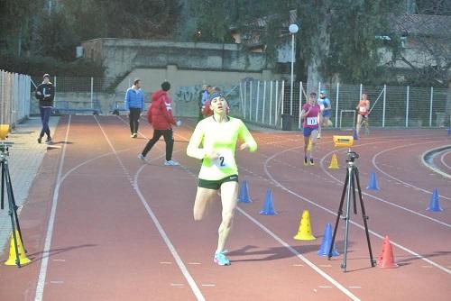 Alice Sotero oro al Campionato Italiano Open di Pentathlon Moderno