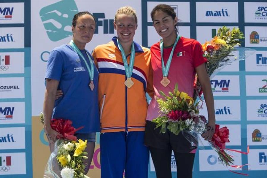 Il nuoto astigiano sul podio internazionale con Alice Franco