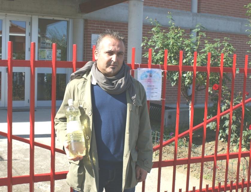 Trenta allievi dell'università astigiana studiano l'inquinamento di San Fedele
