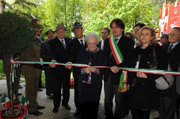 Inaugurata la Casa degli Alpini di Asti