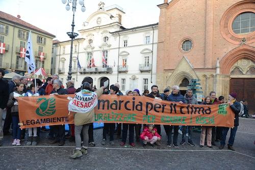 """Mortarino: """"Asti Marcia per il Clima. Ma il Sindaco marcia sulla Marcia…"""""""