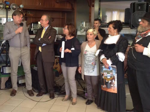 L'associazione Amici della Lucania festeggia dieci anni