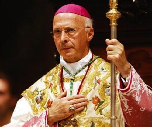 Intervista a monsignor Bagnasco, presidente della Cei