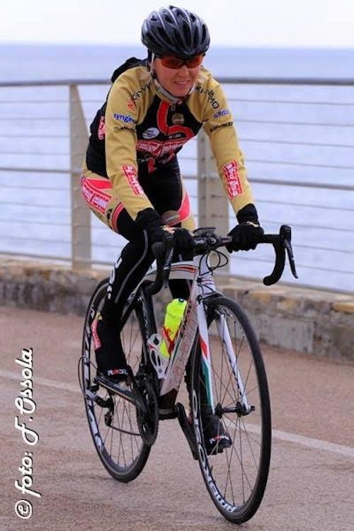 Ciclismo. Il Team Servetto Footon al Giro Rosa 2015