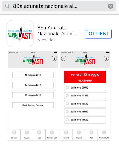 Asti, l'Adunata degli alpini a portata di click