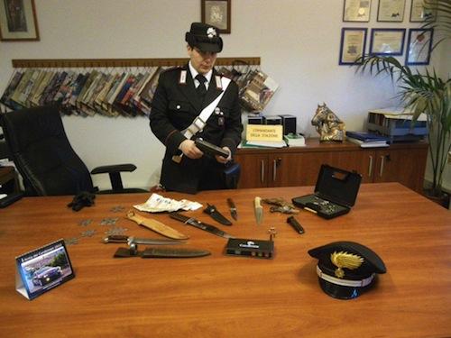 Servizio mirato dei carabinieri di Asti e del Cio: un arresto e una denuncia