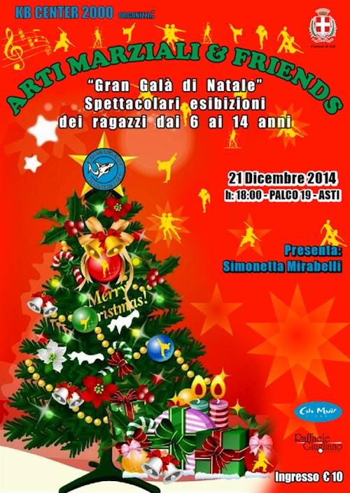 """Ad Asti la serata evento """"Arti marziali and friends"""""""