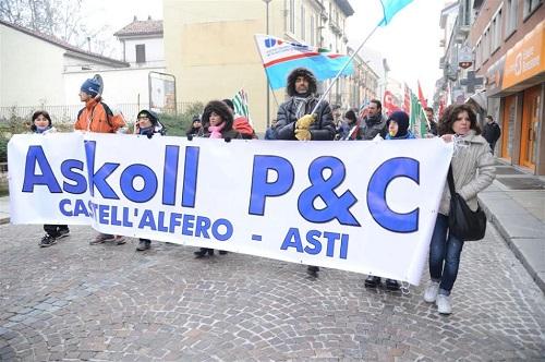 Incontro giovedì 17 aprile a Roma per discutere sui contratti di solidarietà Askoll
