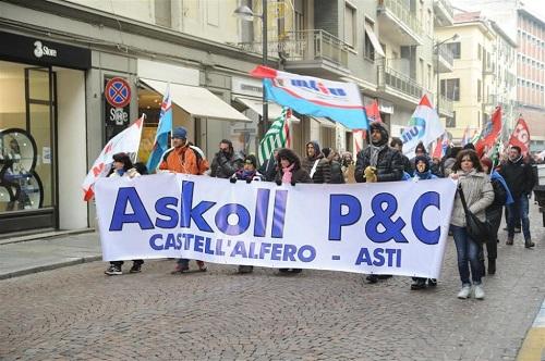 Fiorio visita la Askoll e assicura alle maestranze contatti con il Ministero dello sviluppo economico