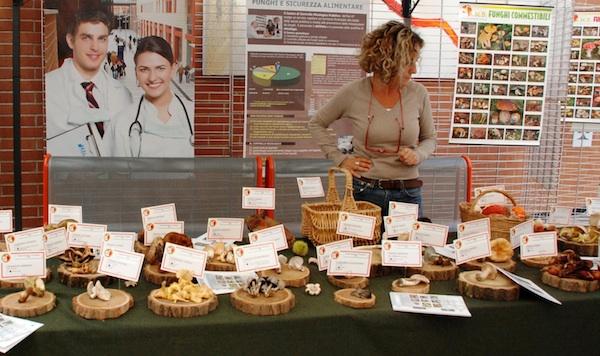 2011 giornata informativa sui funghi proposta dall'Asl AT