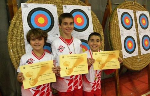 """Trofeo Astarco: cinque vittorie per gli atleti """"Erbavoglio"""""""