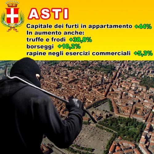 Romano scrive ad Alfano per la nomina di nuovo prefetto di Asti