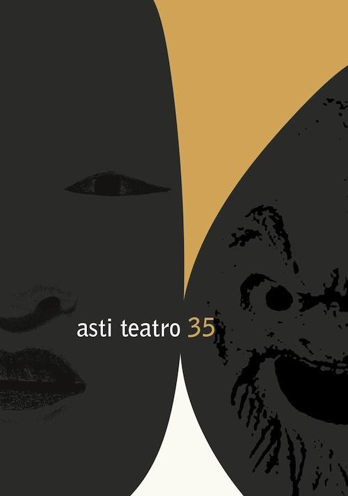 Presentato il logo di Asti Teatro 35