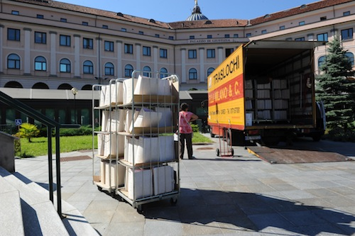 Maxi tribunale Asti-Alba: stop al trasferimento dei faldoni