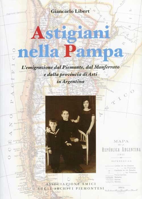 A Portacomaro Stazione presentazione del libro Astigiani nella Pampa