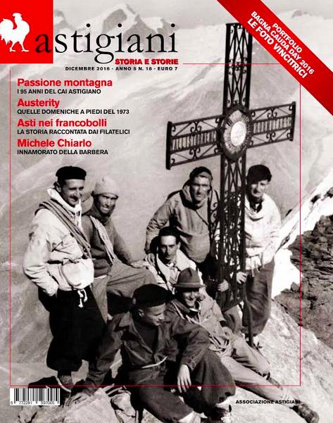 Diciottesimo numero per la rivista Astigiani